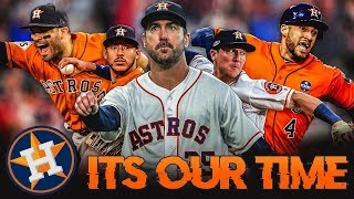 """It's Our Time"" 