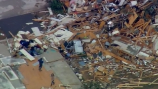 Multiple Deaths in Texas Tornado Outbreak