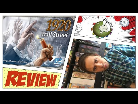 1920 Wall Street Review - Würfel Reviews