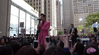 """Harry Styles Today Show """"Sign Of The Times"""" 5817"""