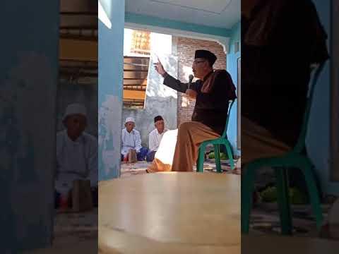 Mauidhoh Hasanah _acara khitanan