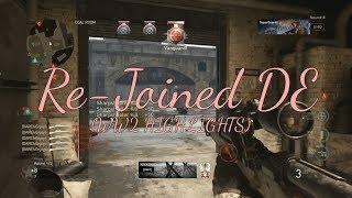 RE-JOINED DE! (WW2 Highlights) - @vEnjoys