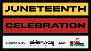 Juneteenth Celebration Hosted by Bleacher Report & Black Alliance Network