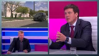 В гостях студии – вице-премьер-министр Украины Геннадий Зубко