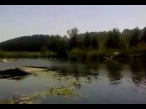 река Рось г. Богуслав