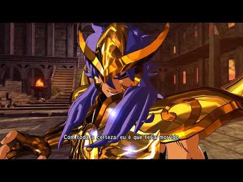 Gameplayer Cavaleiros do Zodíaco Alma dos Soldados Saga Ep 15