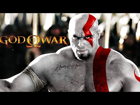 God of war full movie complete saga all cutscenes  god of war 1  2  3  4 ascension   ps4 2018