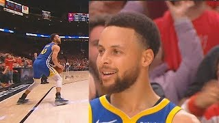 Stephen Curry Steals James Harden's Step-Back & Damian Lillard Misses Game Winner In Game 4!
