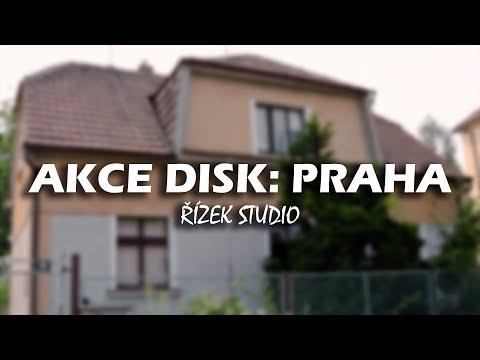 AKCE DISK - PRAHA (minifilm)