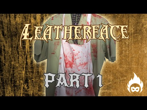 Leatherface Costume Part 1/3: The Clothes