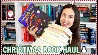Christmas Book Haul | December Book Haul 2017