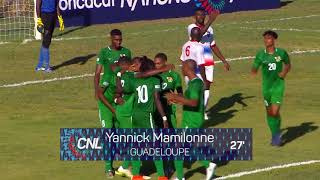 Ligue des Nations : highlights St-Martin - Guadeloupe