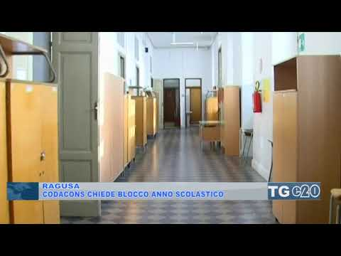 CODACONS CHIEDE BLOCCO ANNO SCOLASTICO