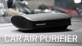 Trên tay máy lọc không khí Honeywell cho ô tô: khủ mùi tốt, dễ sử dụng và tự vệ sinh thay màng lọc