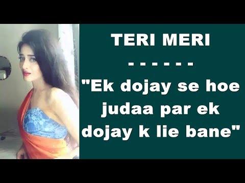 Teri Meri song | girl's performance