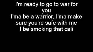 Chris Brown - War For You ( Lyrics )