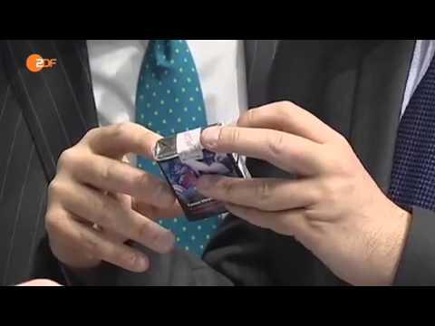 Der Inhalator gegen die Tabakabhängigkeit antifume die Rezensionen