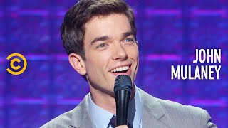 "John Mulaney: ""Canceling Plans Is Like Heroin"""