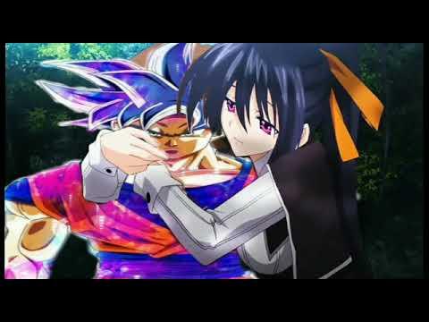 Akeno x Goku ¿amor o poder? Ep3