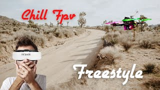 Chill 6s Fpv Freestyle Nothing but dirt | Wrecked my Drone as usual Freestyle Fpv gone wrong