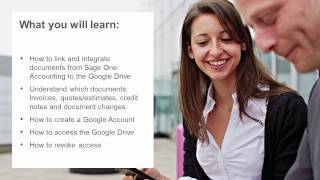 Sage One Accounting - Canada:  Google Drive Settings