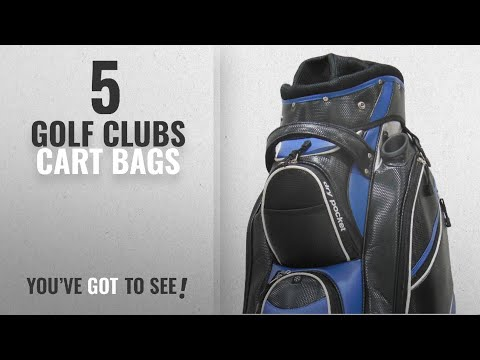 Top 10 Golf Clubs Cart Bags [2018]: Motor Caddy Golf Cart Bag Bag Waterproof Material And Dry
