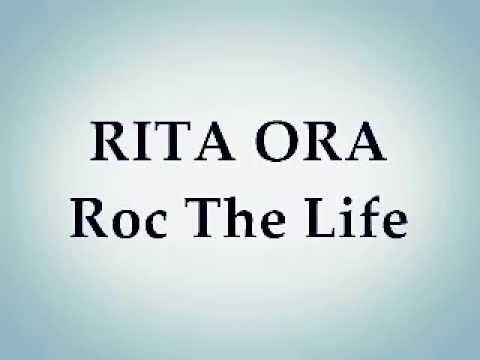 RITA ORA - Roc The Life