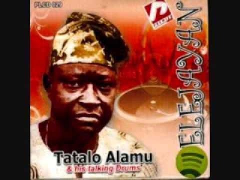 Alhaji Tatalo (Atinsola) Alamu