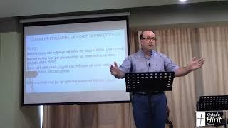 Gëzimi në përulësinë / mendësinë e Krishtit Filipianëve 2:5-11