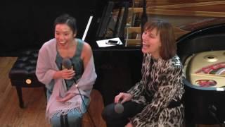 Susan Spelius Gannon interviews pianist Andrea Lam