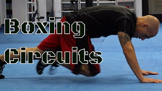 Circuit Training for Boxing | Can You Do This Workout? | Bootcamp Conditioning by Precision Boxing