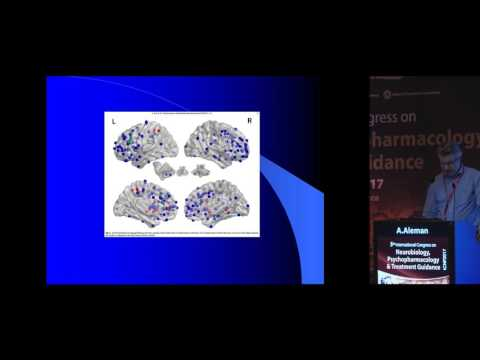 André Aleman - The Netherlands Noninvasive neurostimulation to target brain circuits underlying posit