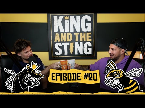 Download Black Widow in White Face | King and the Sting w/ Theo Von & Brendan Schaub #20 Mp4 HD Video and MP3