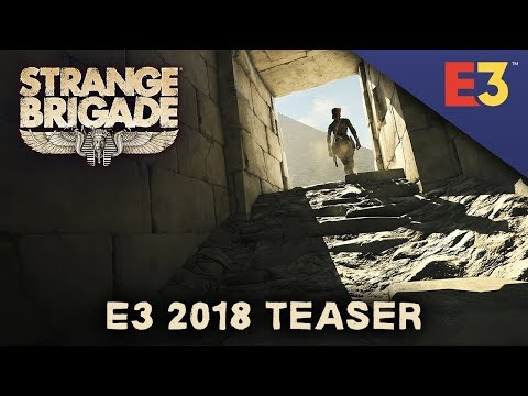 Strange Brigade - E3 2018 Teaser thumbnail