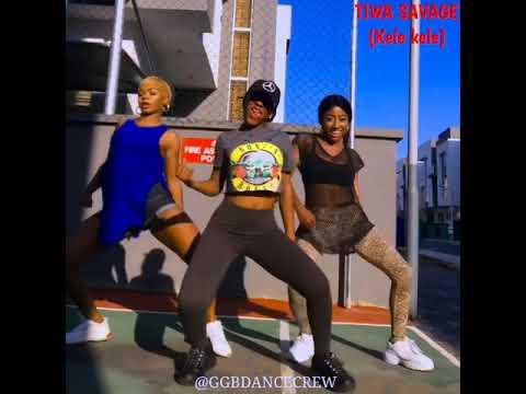 GGB Dance Crew - Female artists music video dances to Unleash by Runtown