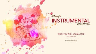Disney Instrumental ǀ Neverland Orchestra - When You Wish Upon A Star