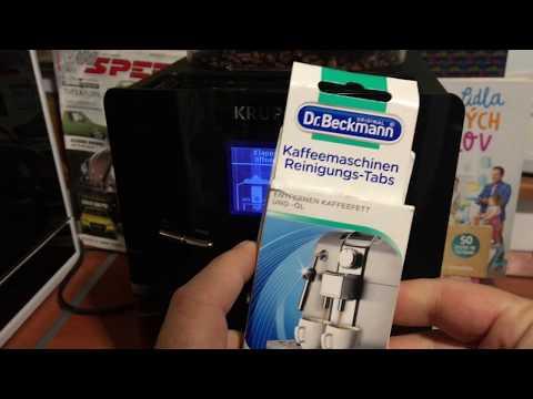 Kaffee Reiniger Reinigungstabletten - Reinigungstabletten für Kaffeevollautomaten