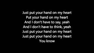Olly Murs   Hand On Heart (Lyrics)