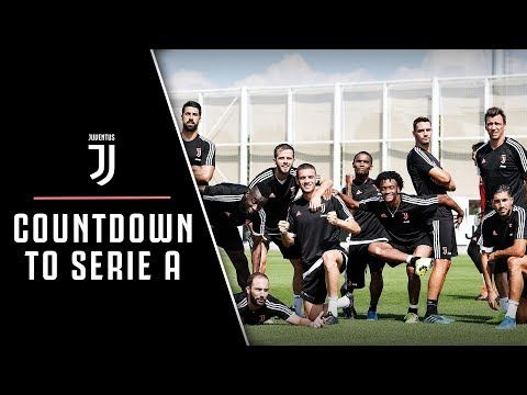 JUVENTUS GET SET FOR SERIE A! | RONDO TRAINING & MORE