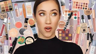 The Best Drugstore Makeup of 2018 😱