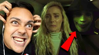 HE CONTROLS MY EVERY MOVE (SCARY SHORT FILMS)