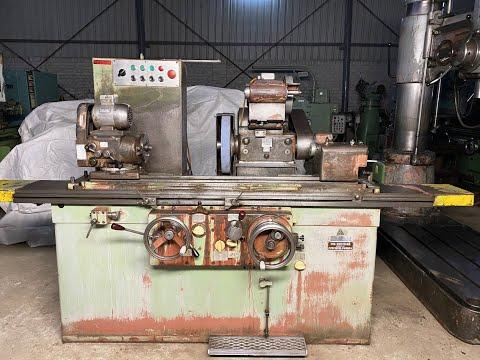 TOS 2UD P2 Cylindrical Grinder