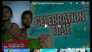 Reaction to Jelly's Celebration Time |Frosty Vlogs