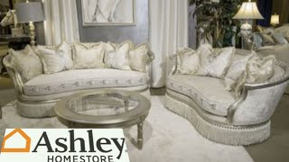 ASHLEY FURNITURE SHOP WITH ME