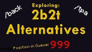 Exploring 2b2t Alternatives
