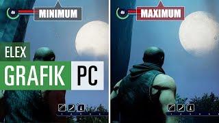Elex PC / Grafikvergleich - Minimum vs. Maximum