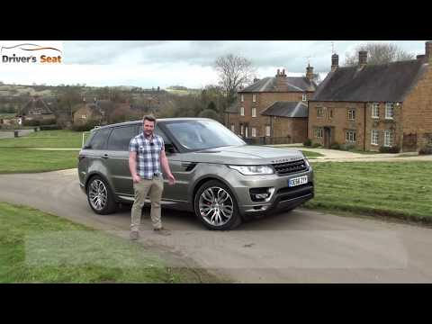 Range Rover Sport 2017 Review   Driver's Seat