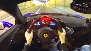 Insane POV: Ferrari 458 Speciale w/ Straight Pipes and R3 Wheels!