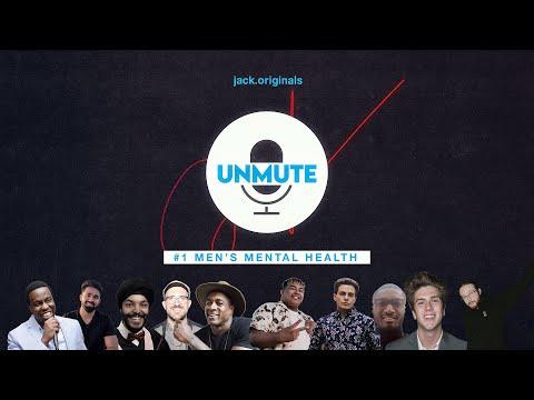 Unmute: Episode 1 - Roundtable on Men's Mental Health