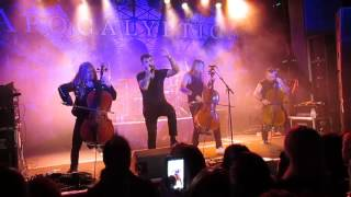 Apocalyptica - House of Chains (live)
